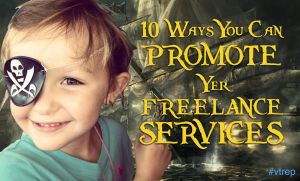 Advertise and Promote Your Freelance Services Website