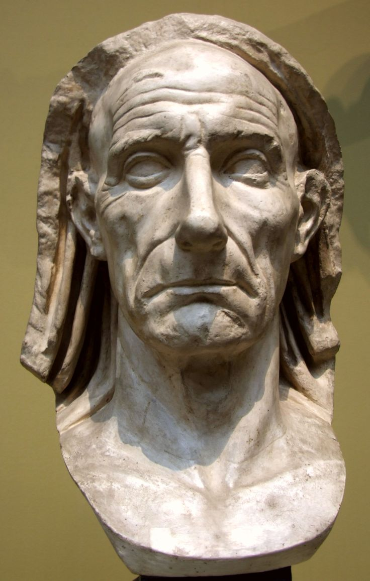 Veristic portrait sculpture from the Roman Republic - 1st ...
