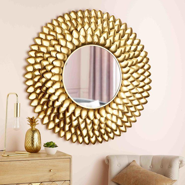 les 94 meilleures images du tableau gold colour crush maisons du monde sur pinterest maison. Black Bedroom Furniture Sets. Home Design Ideas