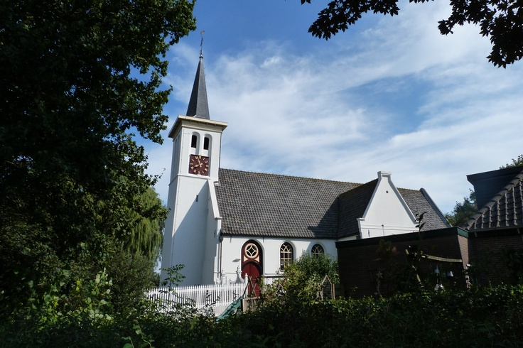 Witte kerkje Hauwert