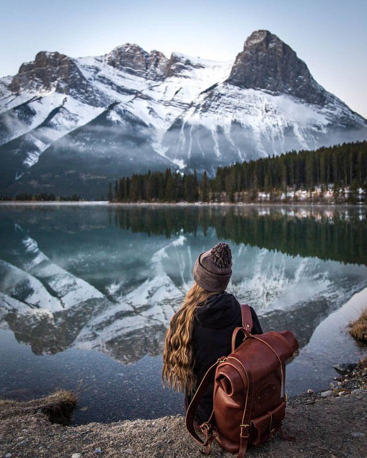 сверху фото путешествия горы признался, что
