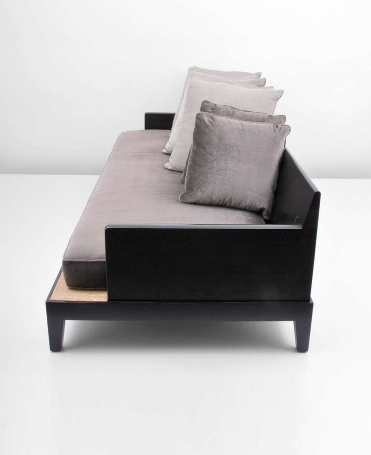 Christian Liaigre Sofa/Daybed, 2 Available image 6