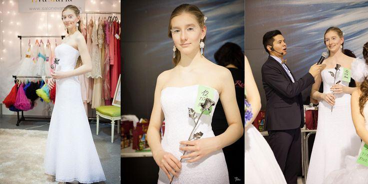 Svadobné šaty HADASSA na súťaži