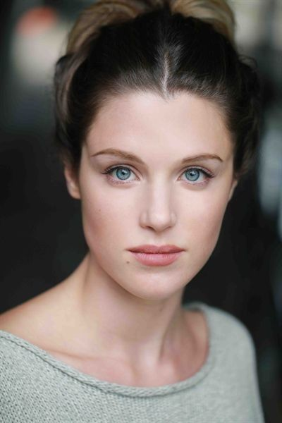 Lucy Griffiths (True Blood) - i'm thinking is a cool summer. Her skin, eyes, hair -all cool.