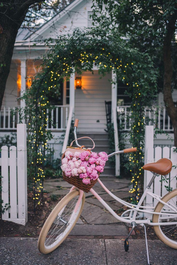 Gal Meets Glam Winter Bike Ride -Pure Cycle Pink Bike