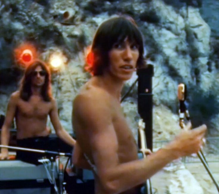 Rick Wright and Roger Waters, Pink Floyd