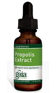 Gaia Herbs Official Store Propolis Extract