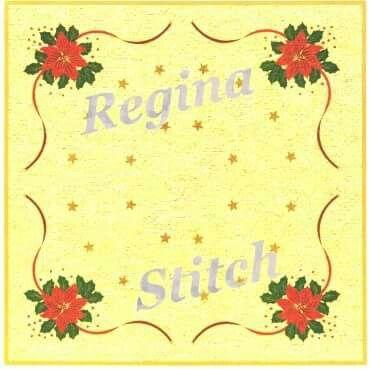 Νο 1407 Ρεγγίνα, ΓΡΑΜΜΙΚΟ ΣΧΕΔΙΟ μπέζ εταμίν με χρυσοκλωστή.  (Επιλέξτε το ύφασμα της αρέσκειά σας : εταμίν λευκή ασημόφως,λευκή ηλιαχτίδα,εκρού ηλιαχτίδα ή μπέζ ηλιαχτίδα. Για εσάς που προτιμάτε τον καμβά επιλέξτε καμβά με χρυσοκλωστή.) Διάσταση Υφάσματος: 90x90 εκ. Διάσταση σχεδίου: 83x83 εκ.Τιμή 25 ευρώ.Γιούλη Μαραβέλη τηλ 2221074152,κιν 6972429269