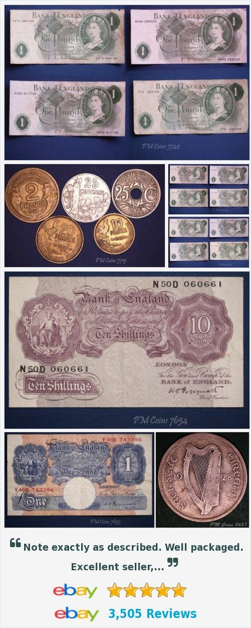 Ireland - Coins and Banknotes, UK Coins - Shillings items in PM Coin Shop store on eBay! http://stores.ebay.co.uk/PM-Coin-Shop/_i.html?rt=nc&_sid=1083015530&_trksid=p4634.c0.m14.l1513&_pgn=2