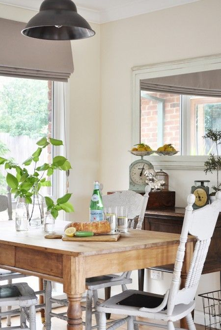 Dining Room-This lady's stuff is amazing