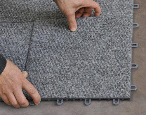 Basement Floor Finishing: Basement Flooring Options & Floor Plans