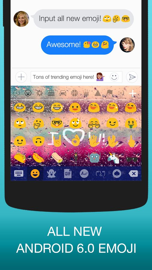 Emoji Keyboard Cute Emoticons- screenshot | saleh gerami | Emoji
