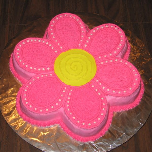 Birthday Cupcakes Designs: 25+ Best Ideas About Flower Birthday Cakes On Pinterest