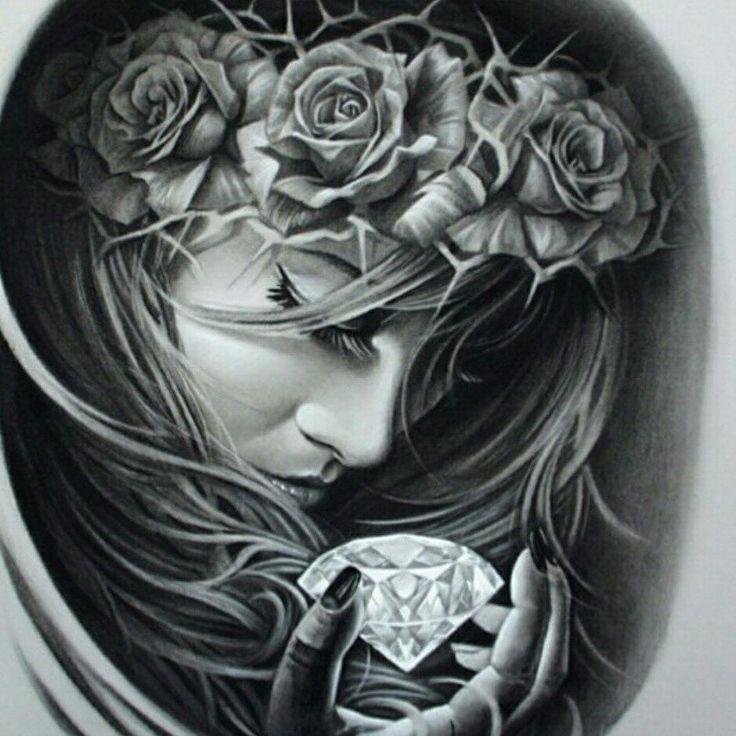 Tattoo Ideas Chicano: Pin By Rosalinda Lovato On Tattoos