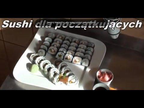 Sushi dla początkujących od podstaw