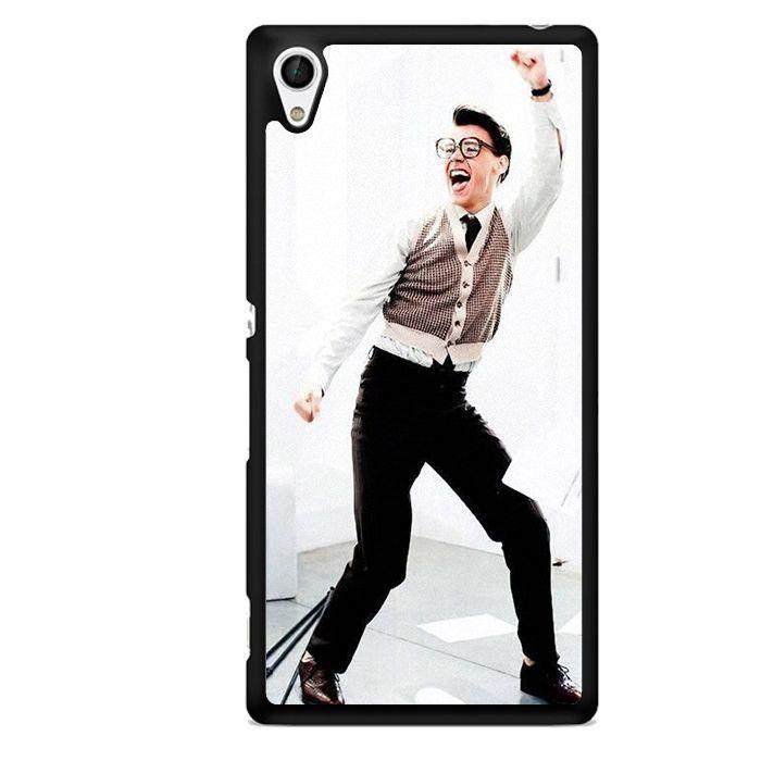 Harry Styles One Direction Marcel TATUM-5177 Sony Phonecase Cover For Xperia Z1, Xperia Z2, Xperia Z3, Xperia Z4, Xperia Z5
