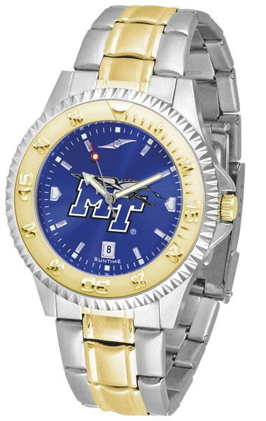 NCAA Middle Tenn. State Blue Raiders-Competitor Two-Tone AnoChrome