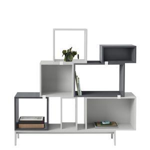 CASANOVA Møbler — Muuto - Stacked reolsystem (opstilling 10)
