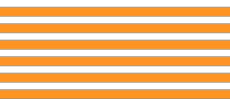 """""""Nemo Fish"""", grafica di TheColorSoup    #stripes #colors #graphics #design"""