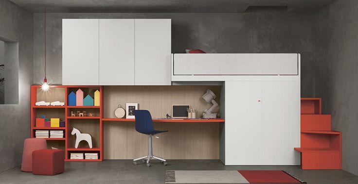Habitació juvenil · Ismoble