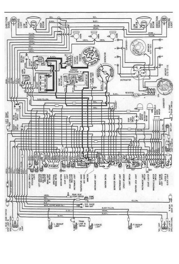 Autozone Online Wiring Diagrams In 2020 Schaltplan Gmc Truck Ford Explorer