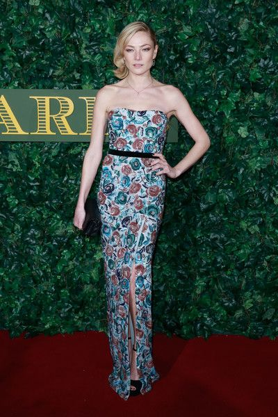 Clara Paget attends The London Evening Standard Theatre Awards at The Old Vic Theatre on November 13, 2016 in London, England.