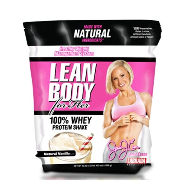 Jamie Eason Lean Body for Her Whey Protein Shake http://suppz.com/jamie-eason-lean-body-for-her-whey-protein-shake.html