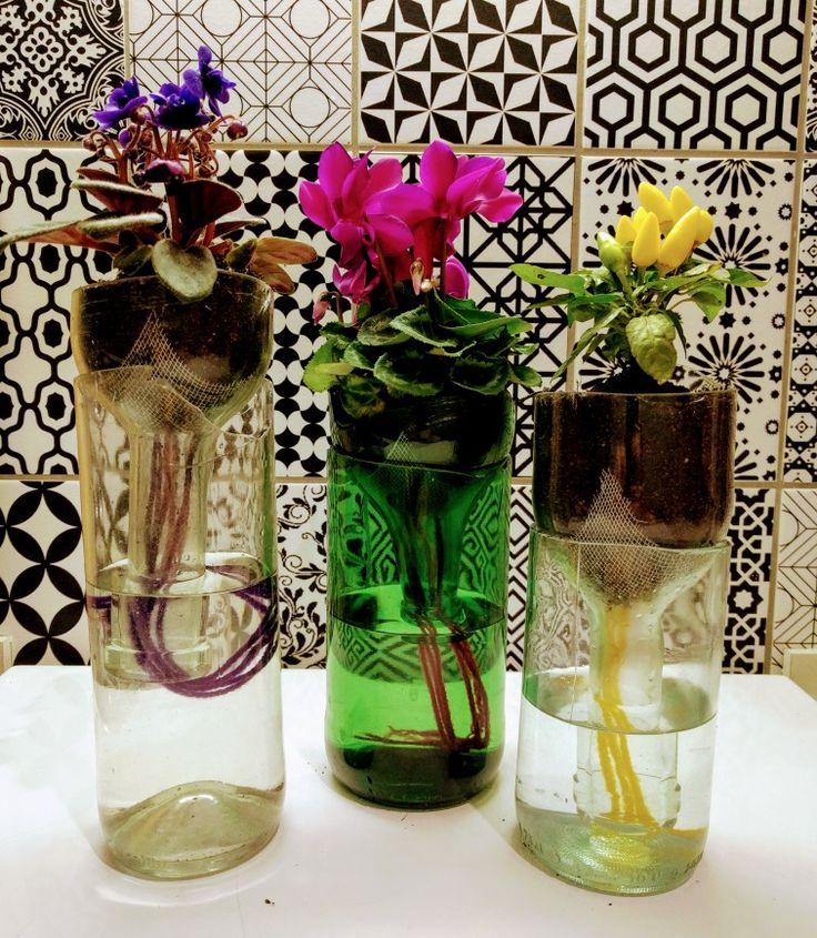 die besten 17 ideen zu glasflaschen schneiden auf. Black Bedroom Furniture Sets. Home Design Ideas