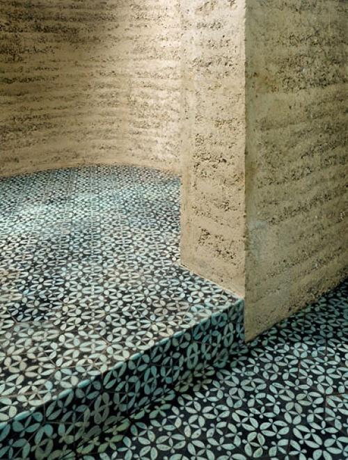 tile floors - roger boltshauser