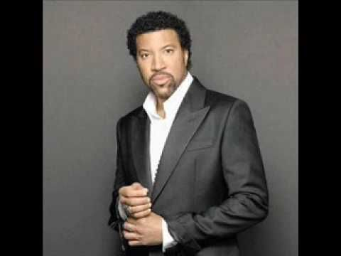 """Lionel Richie -""""Hello"""" - one of his most popular songs!  Love it!"""