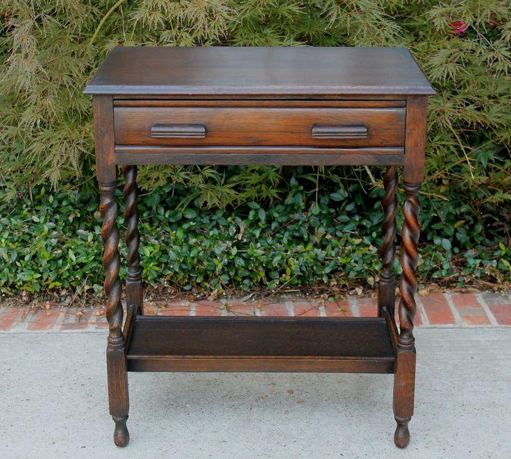 antique end tables ebay 2