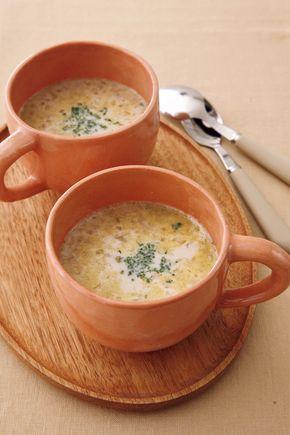 免疫力アップには、今が旬の●●を使ったスープがおすすめ!【オレンジページnet】プロに教わる簡単おいしい献立レシピ