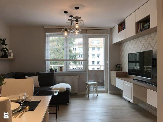 Reamenajarea moderna a unui apartament de 44 metri patrati - imaginea 6