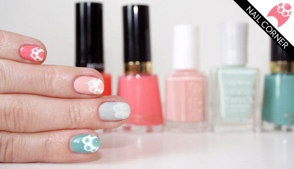 Pastel Inspired nails
