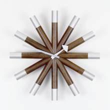 Vitra - Wheel Clock - Georges Nelson