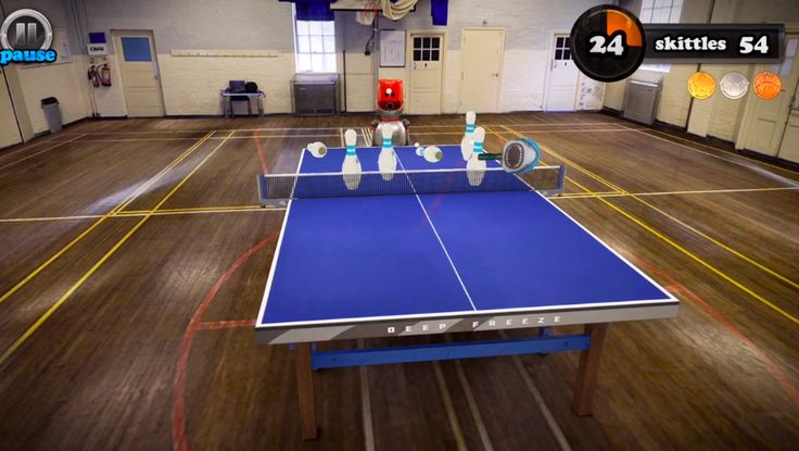 Best Use of Google Play Game Services: Table Tennis Touch