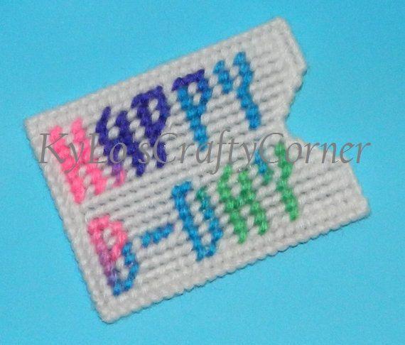 Happy Birthday Money Gift Card Holder/ by KyLosCraftyCorner
