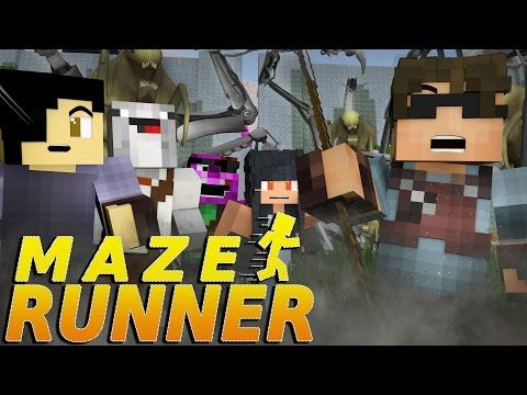 "Minecraft MAZE RUNNER! - ""SHATTERED.."" #8 (Minecraft Roleplay) - http://dancedancenow.com/minecraft-backup/minecraft-maze-runner-shattered-8-minecraft-roleplay/"
