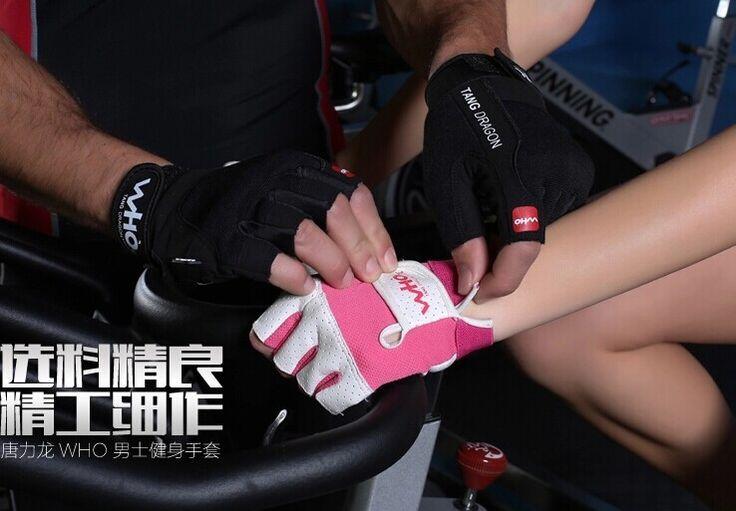 Ginásio Exercício Wrist Brace Skid esportes Luvas Halteres Rosa Das Mulheres Meia Luvas de Dedo Aptidão L139 em Levantamento de peso de Sports & Entretenimento no AliExpress.com | Alibaba Group