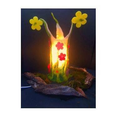The Springtime Faery Lamp
