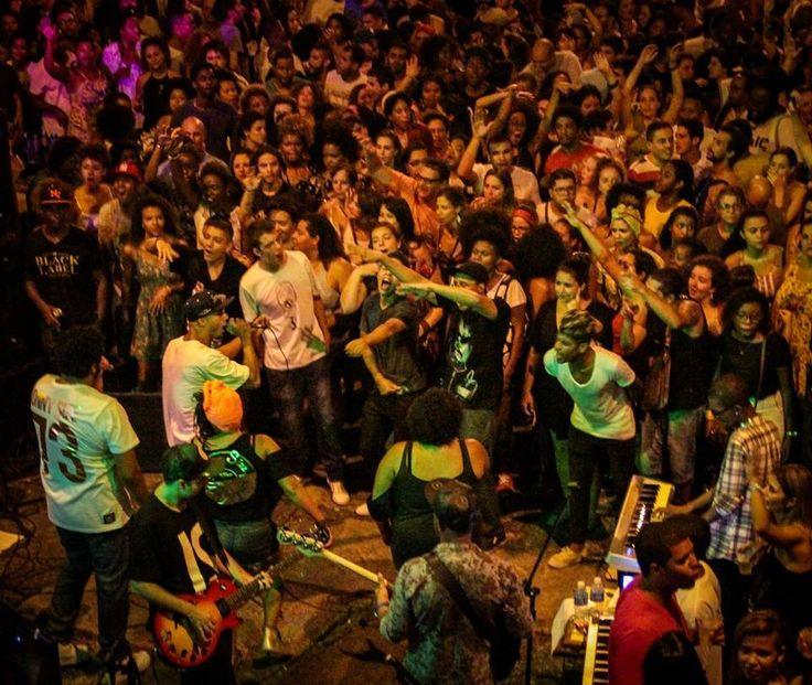 Na próxima sexta, dia 18,  a Quadra da Portela, em Madureira recebe edição do Baile Black Bom, que nasceu na Pedra do Sal e agora roda o Rio de Janeiro