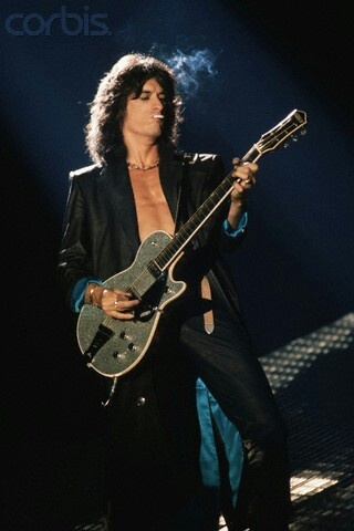 Joe Perry. I know how old he is but I don't care. I've loved him my whole life.