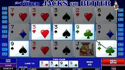 Jacks y mejor puede ser una variante de cinco cartas poker.You puede aprender a jugar Jacks y mejor facilidad si usted ya sabe sólo las reglas del poker y si no lo hace, aprender a jugar Jacks y mejor es una excelente introducción al juego.#slotsonlinejugar
