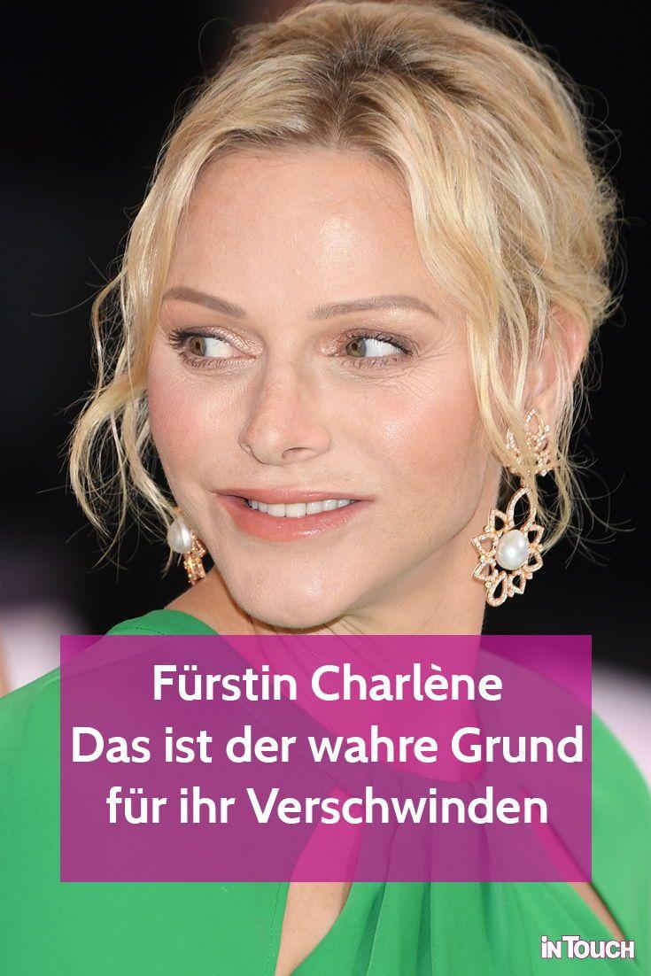 Furstin Charlene Wirbel In Monaco Die 41 Jahrige Ist Abgetaucht Intouch Furstin Charlene Gesicht Yoga Fischer Hochzeit