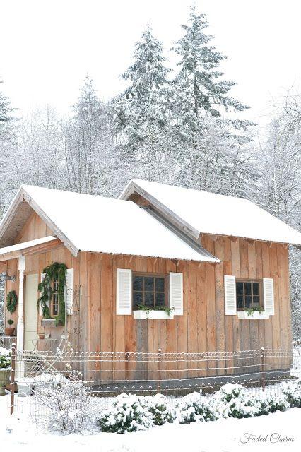 Faded  Charm: ~Winter Wonderland~