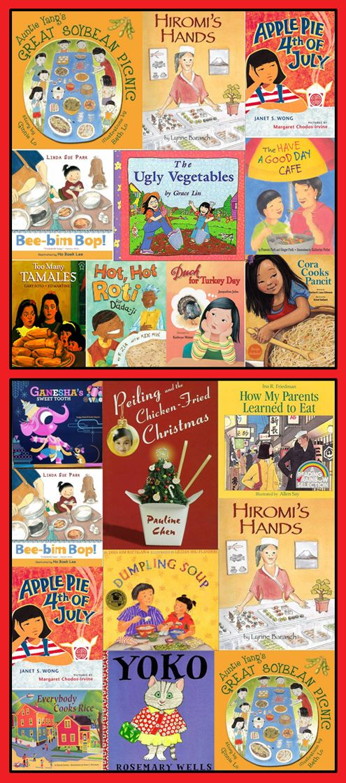 Best multicultural books for kids by Grace Lin and Jama Ratigan to celebrate PaperTigers 10th Anniversary. From PaperTigers Blog.