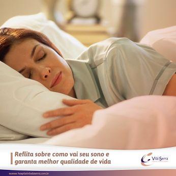Conheça as inúmeras vantagens consequentes de uma noite bem dormida: Reflita sobre como vai seu sono e garanta melhor qualidade de vida. Um bom sono noturno é sinônimo de saúde. http://goo.gl/NV1Vf3
