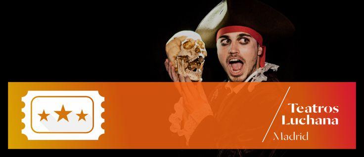 ¡Sorteamos 2 entradas para Magia Pirata!