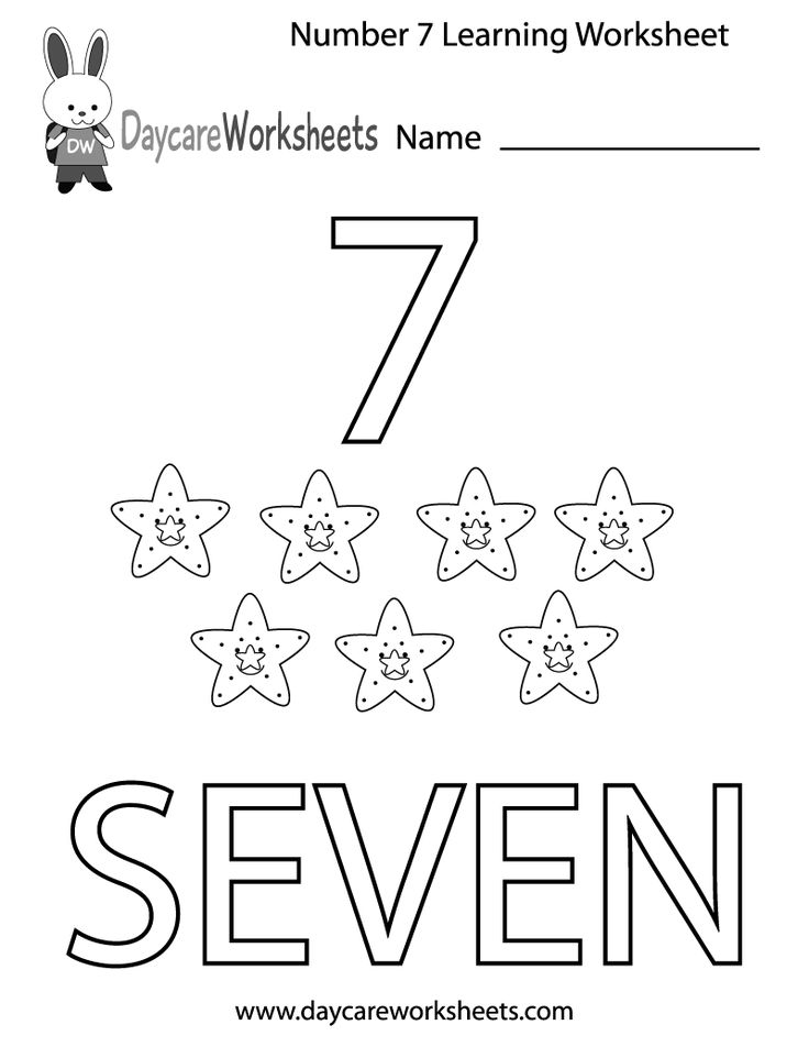 11 best Preschool Number Worksheets images on Pinterest