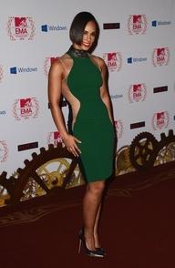 Alicia Keys at the MTV EMAs